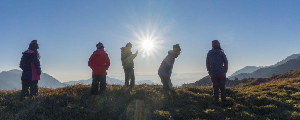 登山新手不可不知的9大觀念