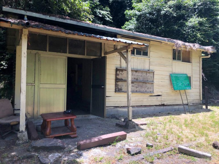 馬達拉溪山屋