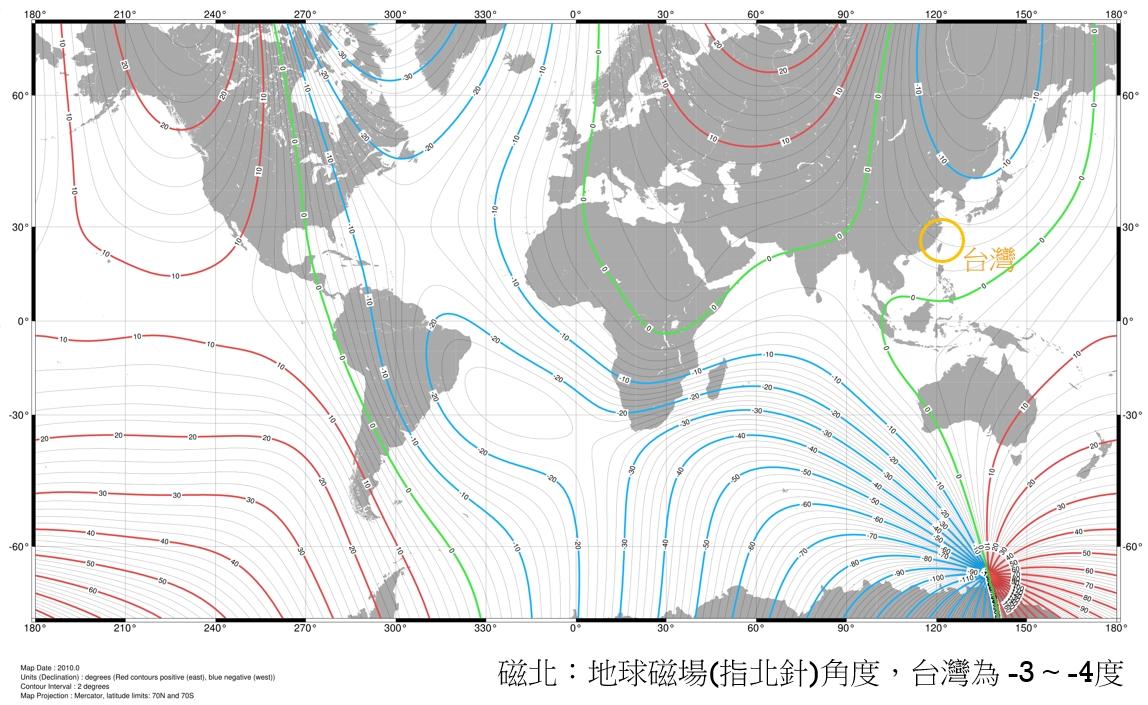 全球磁力線