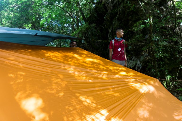 170林道營地耍費