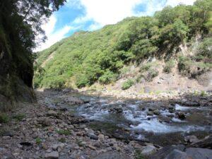 泰崗溪下溪處