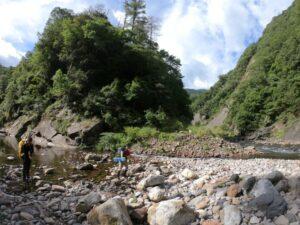 泰崗溪匯流口