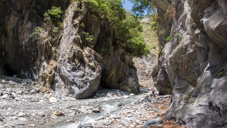 陶賽溪溪谷