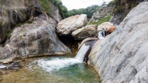 大濁水南溪瀑布
