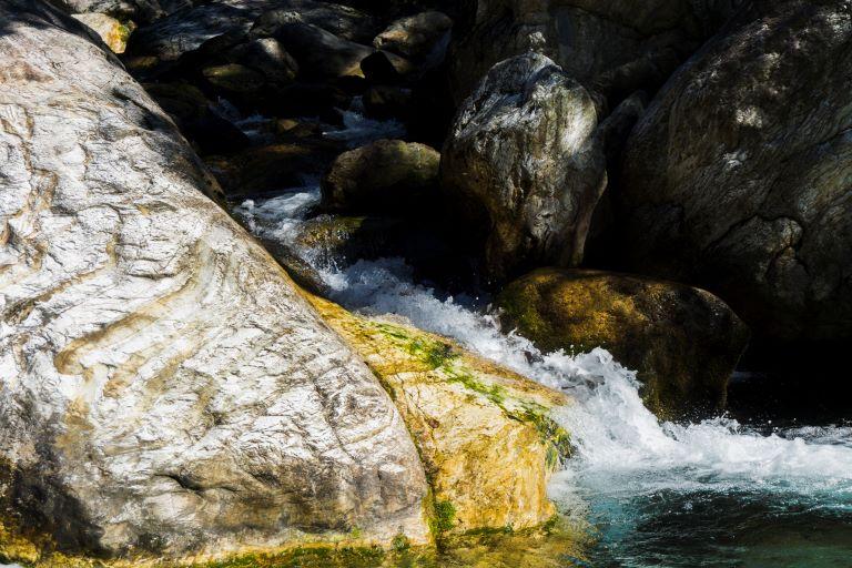 大濁水南溪水